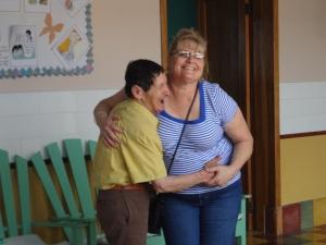 Barb and Roberto